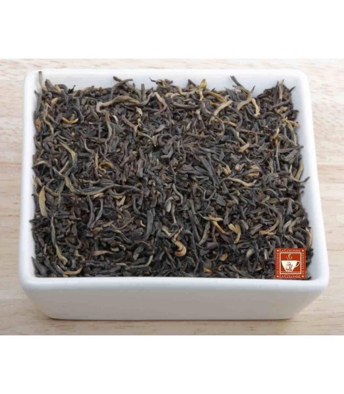 Té negro China Yunnan Imperial - BIO