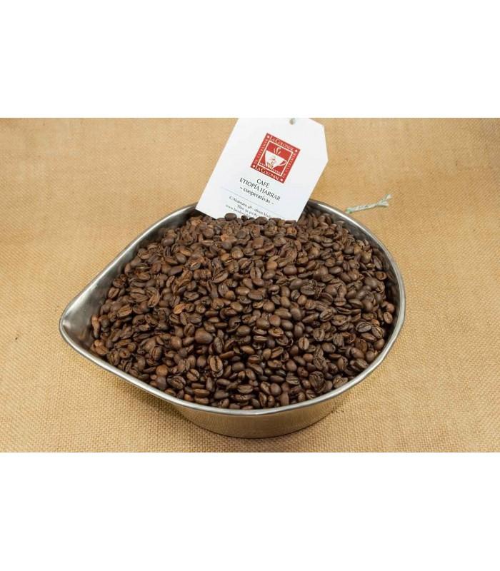 Café Etiopía Harrar Longberry