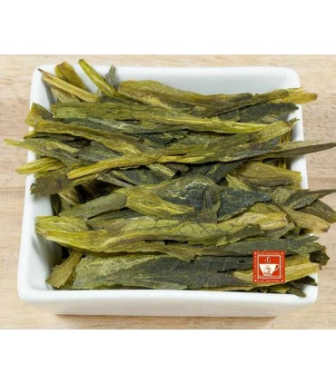 Té verde China Tai Ping Hou Kui