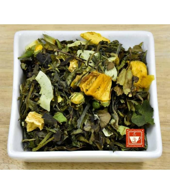 Premium tea - Crema de mango