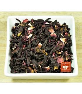 Karkade, karkadé, infusión de hibisco, flor de Jamaica