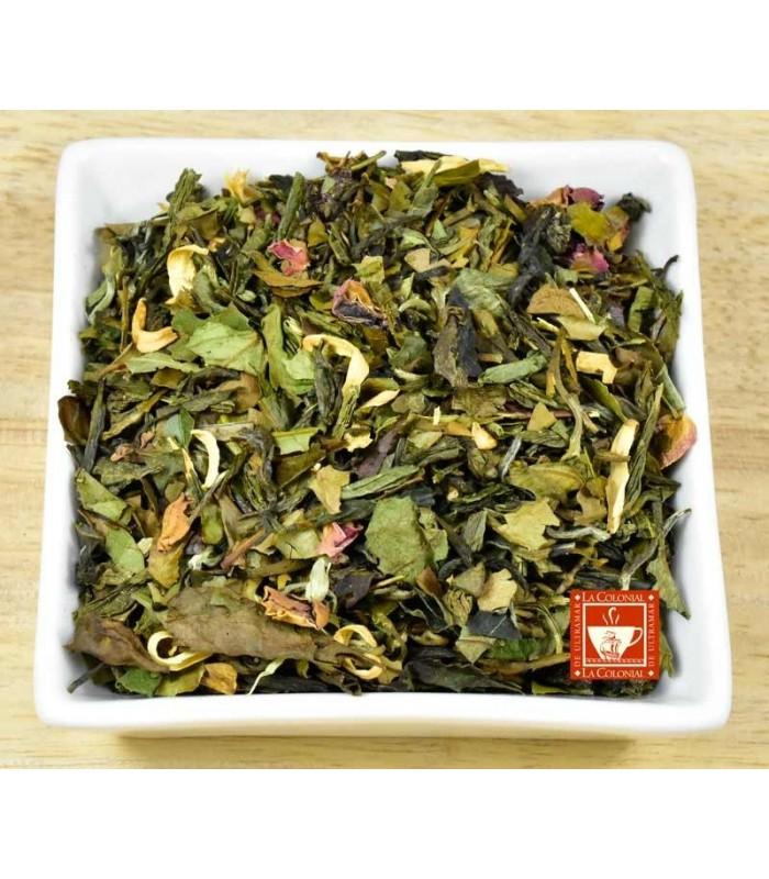 Premium tea - Jazmín y albaricoque