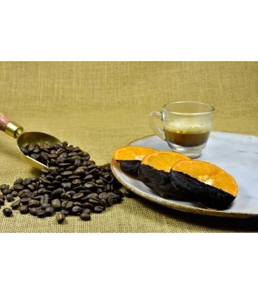 Café de Naranja con chocolate