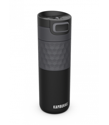 Termo Kambukka Etna Grip 500 ml Black Steel