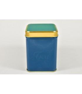 Lata de té 100 g Tea - Azul