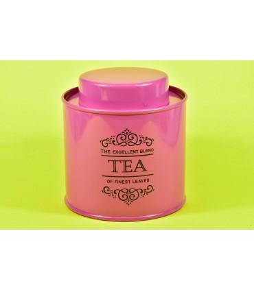 Lata de té de 250 g Tea