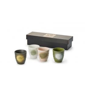 Juego de té Japonés AKARI