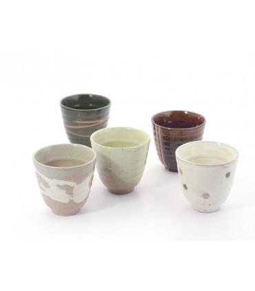 Juego de té Japonés TAKASHI 5pz
