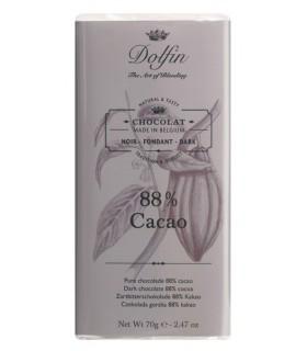 Chocolate Dolphin 88% de cacao - 70g