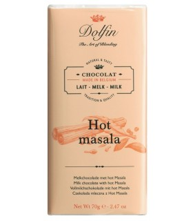 Chocolate Dolphin Hot Massala- 70g