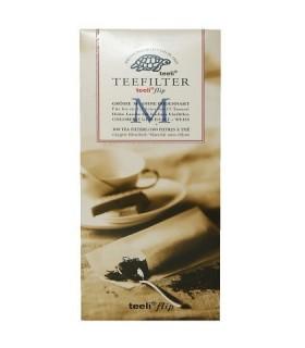 Filtros para el té de papel talla M