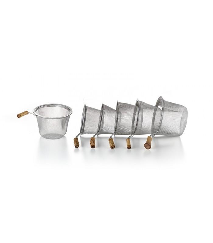 Filtro de acero Ø 6.0 cm