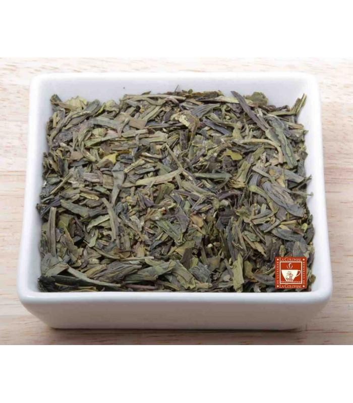 Té verde China Lung Ching