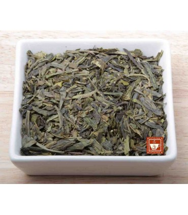 Té verde China Lung Ching