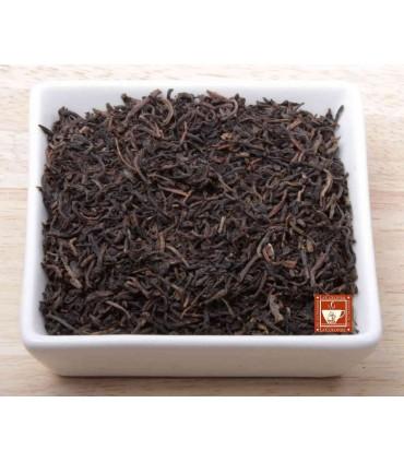 Té negro desteinado de Ceylán