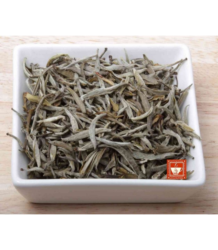 Té blanco Pai Mu Tan Silver Needles