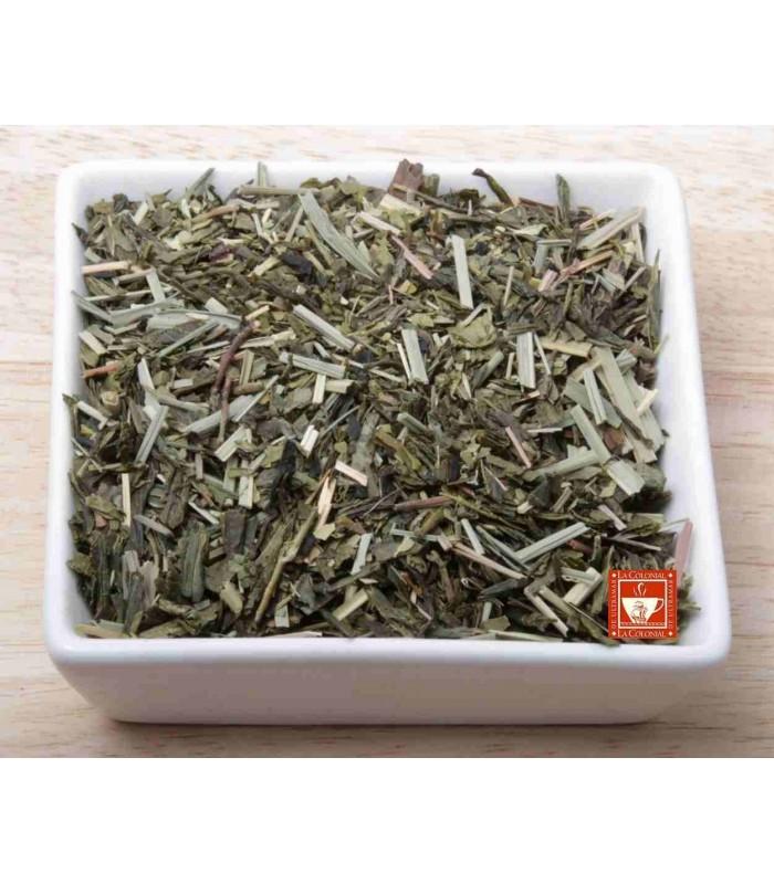 Té verde Sencha wakame