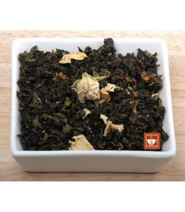 Té Oolong albaricoque