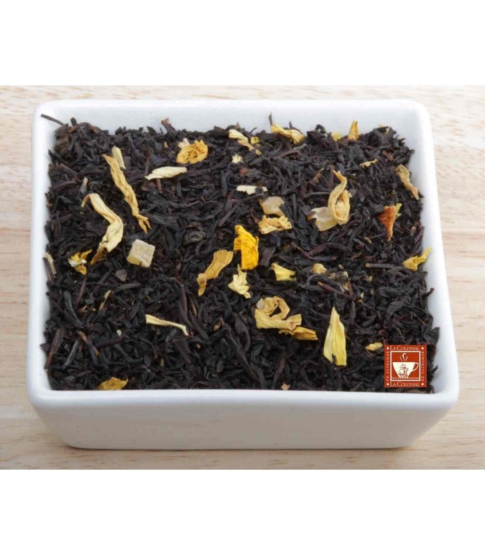 Té negro con Mango