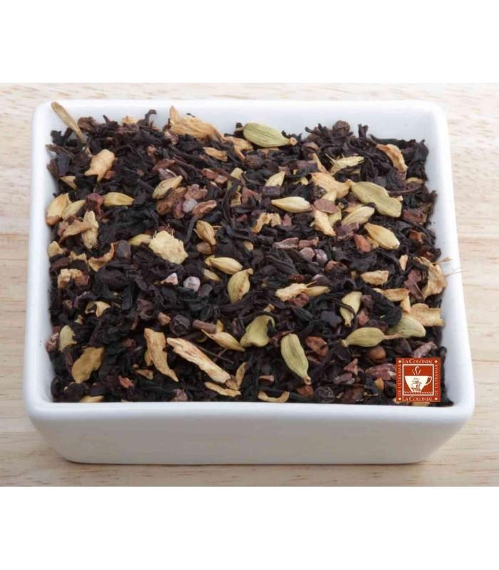 Té negro Chocolate Inca