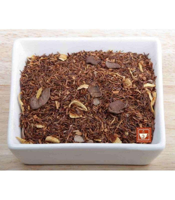Rooibos Chocolate con naranja