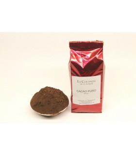 Cacao puro 100% - bolsa de 250 g