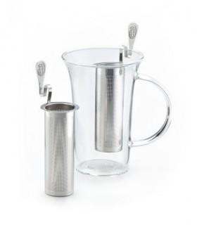 Filtro para el té de acero Ø 3.5 cm