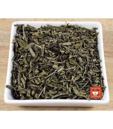 Té verde Sencha desteinado