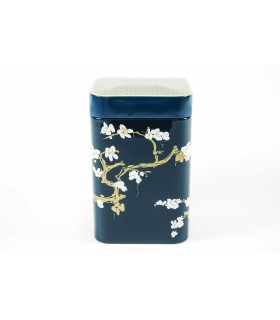 Lata de té 100 g Sakura - verde
